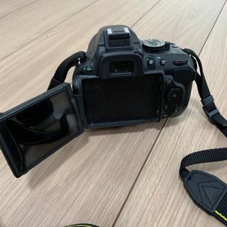 ニコン デジタル一眼レフ D5200 ズームレンズキット