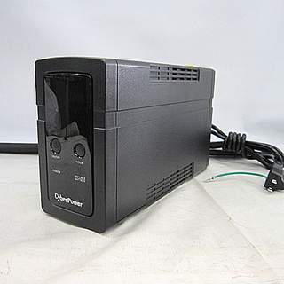 サイバーパワー 無停電電源装置 CPJ500 動作確認済み   ...