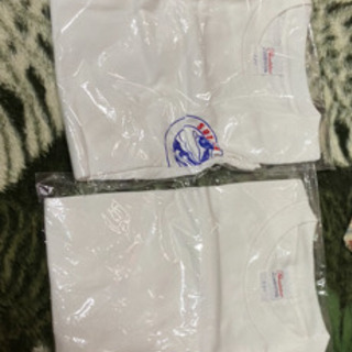 鈴鹿スイミングスクールの旧Tシャツ 120と130cm
