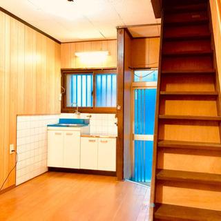 【家賃2ヶ月プレゼント】初期費用0、敷金礼金0、3DK、家電提供...