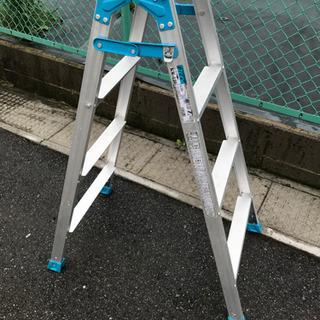 pica アルミ製 はしご兼用脚立 KW-120 耐荷重1…