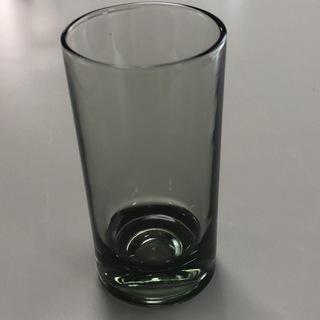 色付き透明グラス 4点