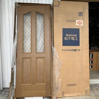 未使用品! ナショナル製 内装ドア 開き戸 タイプ780 …