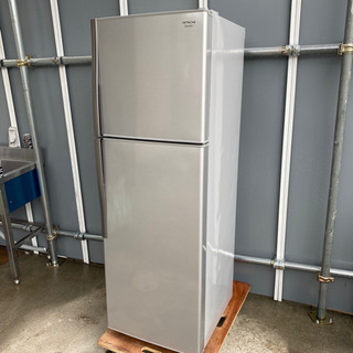 #KR55 日立 HITACHI R-23DA 冷蔵庫 225L...