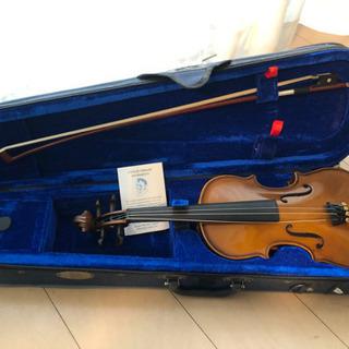 子供用バイオリン 4分の1サイズ