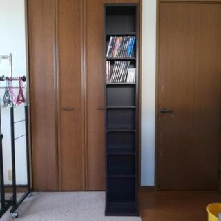 書棚、DVDやCDラックに使える収納棚