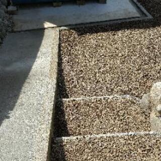 コンクリートのスロープ土間打ちやります❗️お見積もり無料です!レ...