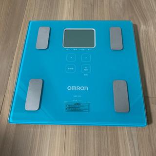 体重計 体組成計 オムロン OMRON