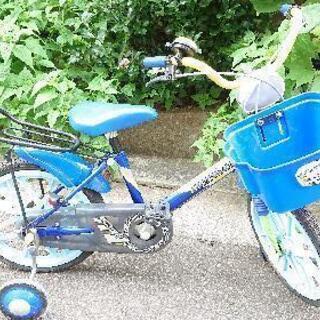 【決まりました❗】自転車◎3~6歳頃迄♪中古です(^-^)