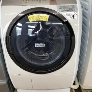 ドラム式洗濯機 HITACHI 2016年 11キロ