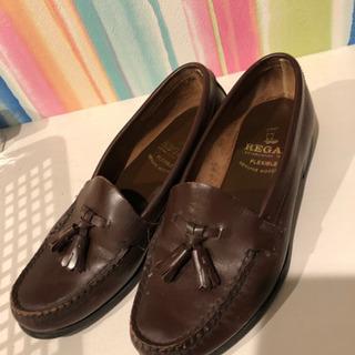 REGALの革靴 ブラウン 23cmの画像