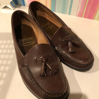 REGALの革靴 ブラウン 23cm - 名古屋市