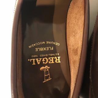 REGALの革靴 ブラウン 23cm - 靴/バッグ