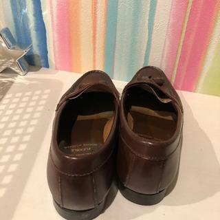 REGALの革靴 ブラウン 23cm - 売ります・あげます