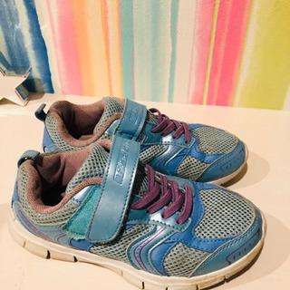 【受け渡し相談中】女の子の靴  20cm - 名古屋市
