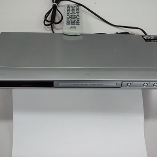 海外仕様 JVC DVDプレーヤー XV-N312S 中古