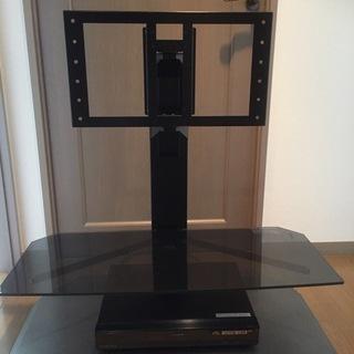 SONY HD-DVDレコーダー、テレビスタンド