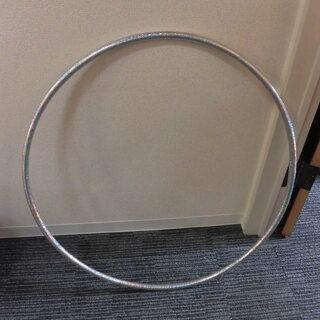 JM7647) フラフープ (ラメ色) 直径:約78cm 高さ:...