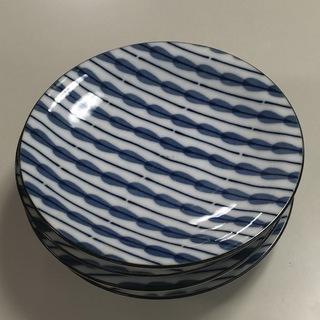 萩窯◇皿 4点