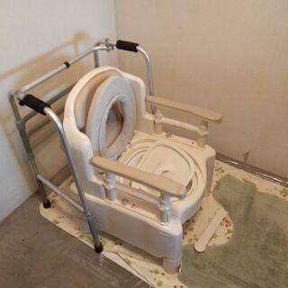 介護用室内トイレ