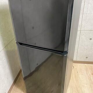 4*1 ハイアール Haier JR-N121A 2ドア冷蔵庫 ...