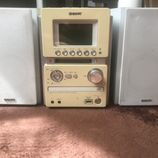 SONYソニー コンポ