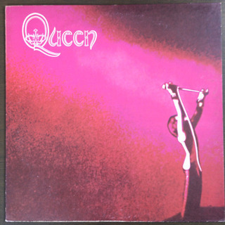 Queen - 戦慄の王女 LP レコード