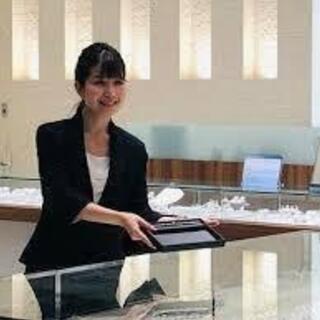 【札幌・名古屋・関西】ジュエリー販売【正社員スタッフ】