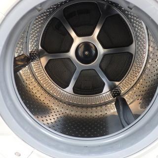 【配送設置無料エリア拡大】★美品★ 東芝/TOSHIBA ドラム式洗濯乾燥機 9.0kg TW-Z96X2ML(W) 左開き マジックドラム ピコイオン スマート家電対応 グランホワイト 2015年製 - 世田谷区