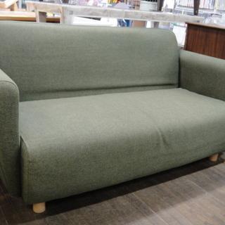 フランフラン Franc franc チック CHICK 2Pソファ ラブソファ 長椅子 - 札幌市