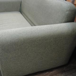 フランフラン Franc franc チック CHICK 2Pソファ ラブソファ 長椅子 - 家具