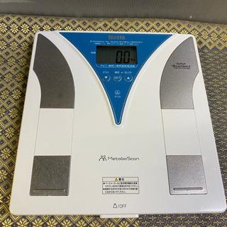 TANITA TF-219 体脂肪計