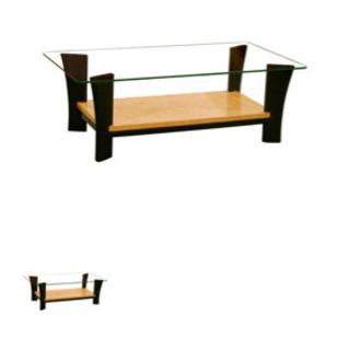 【大塚家具】センターテーブル「スプレンダー」 ガラス天板