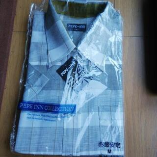新品未使用男性用シャツ