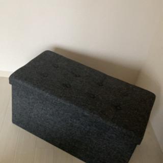 コストコ 収納付きベンチ