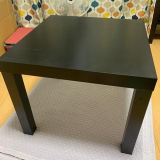 交渉中 IKEA LACK ラック サイドテーブル