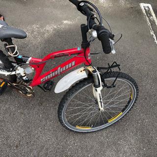 ダブル 🔹トラック自転車