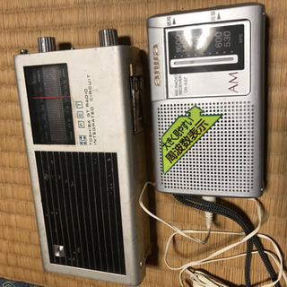 TOSHIBA , aiwa ラジオ まとめて