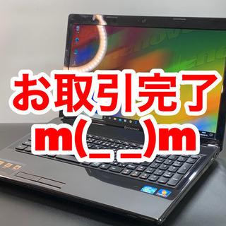 美品・セクシー系Lenovo決定版/Core i5/メモリ8G/...
