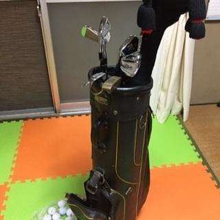 サウスポー左利き用 ゴルフセット