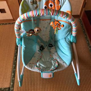 赤ちゃん用ロッキングチェア美品