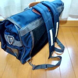 【コスプレなどに】中学校のバッグ2個セット