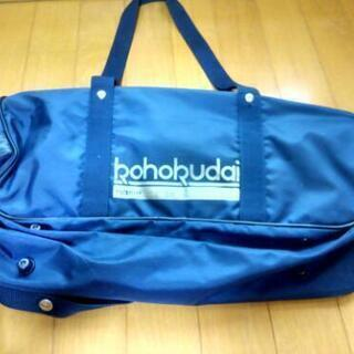 【コスプレなどに】中学校のバッグ2個セット - 靴/バッグ