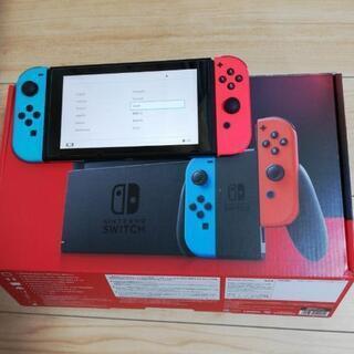 任天堂Switch 新型
