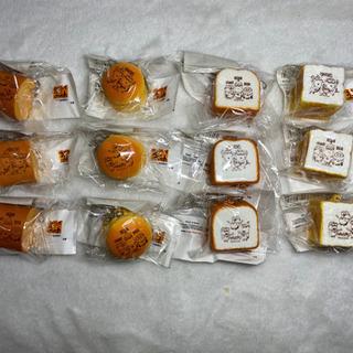 ミニオン 形4種類 パン スクイーズ
