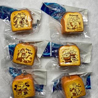 ディズニー 食パン スクイーズ