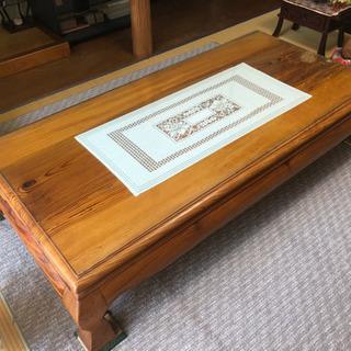 座卓(材質 松)