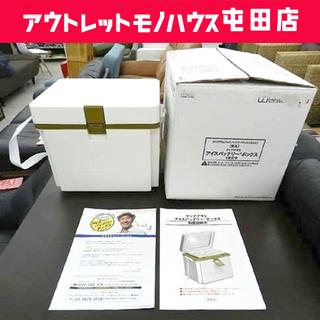 クリア アサヒ アイスバッテリーボックス 懸賞当選品 アウトドア...