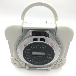 BH2416  ★美品 TWINBIRD  防水CDプレーヤー ...