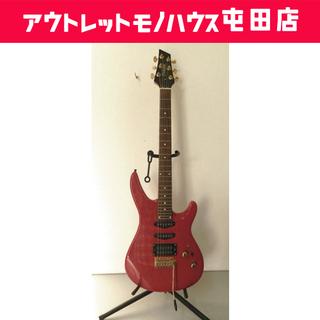 Prologue プロローグ エレキギター レッド ギター…